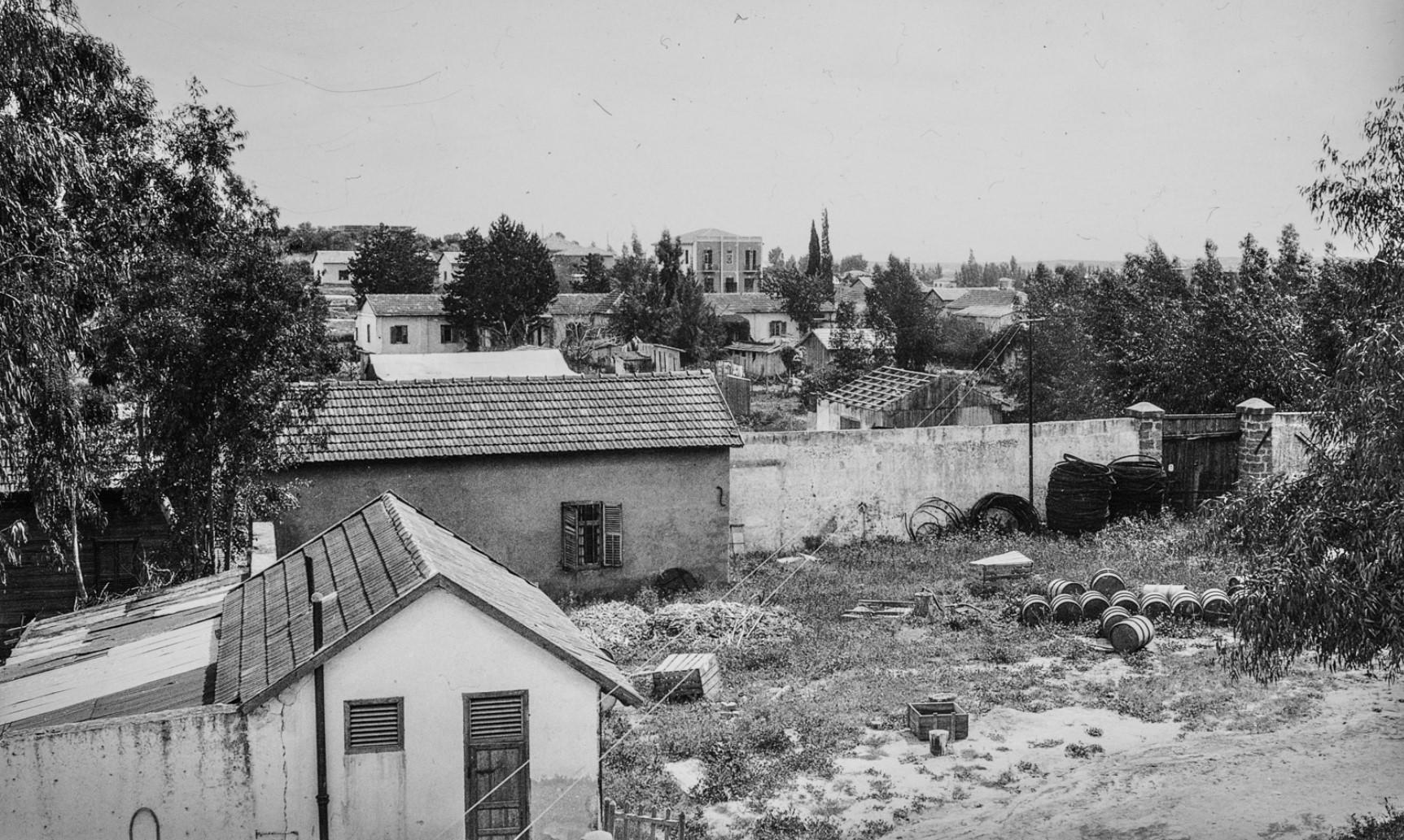 Дома в Назарете