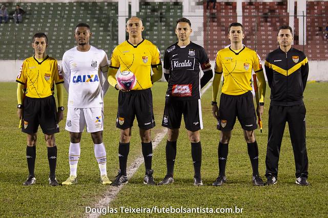 Santos 2 x 2 Bragantino