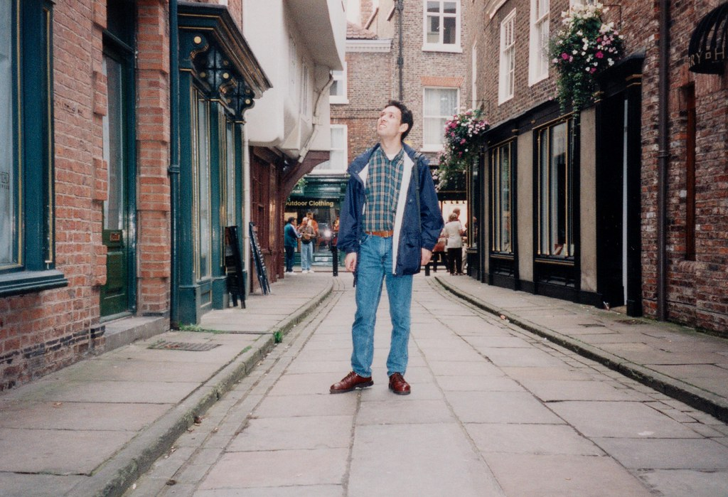 Exploring York, 6/9/1998