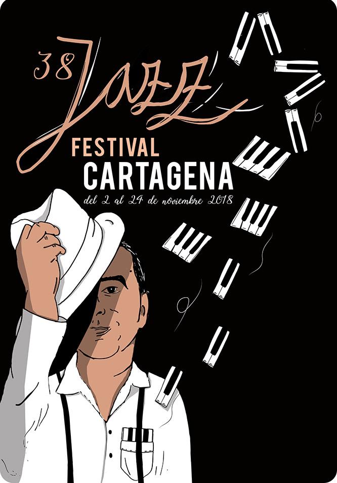El Cartagena Jazz Festival recuerda a Paco Martín en su cartel