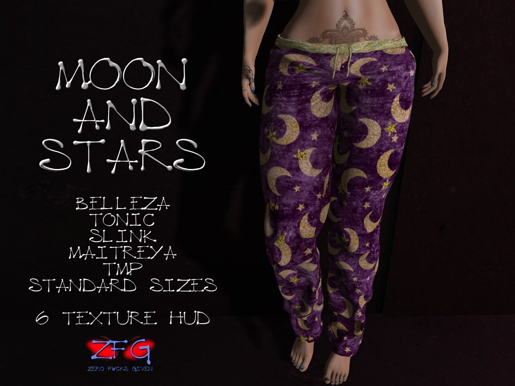 {zfg} moon & stars - TeleportHub.com Live!
