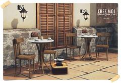 Classique Cafe Set CHEZ MOI