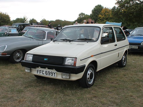 1983 Austin Metro 1.3 HLE | by quicksilver coaches