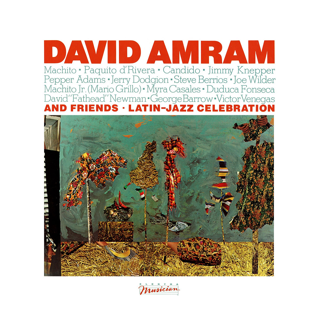 David Amram - Latin-Jazz Celebration