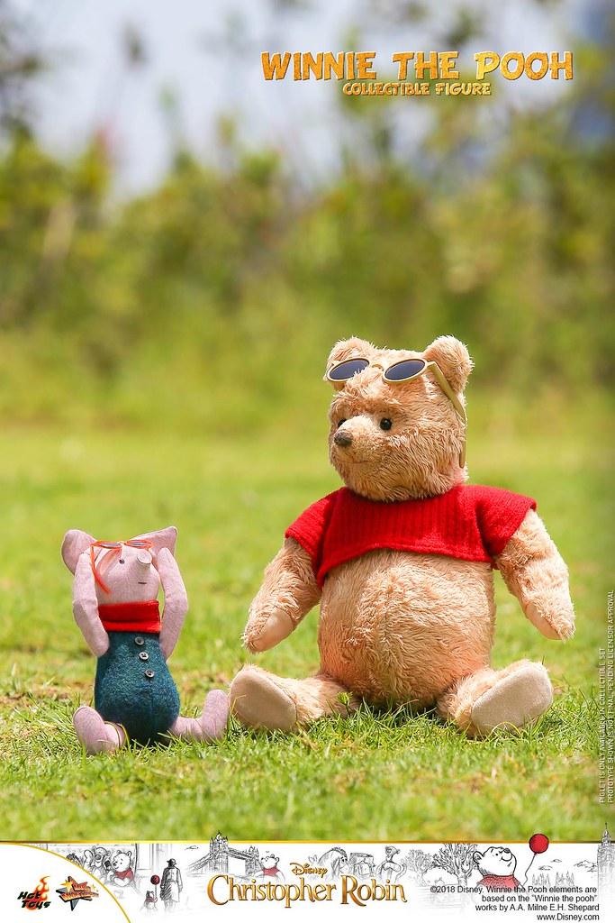 「為什麼,謝謝」Hot Toys - MMS502 -《摯友維尼》小熊維尼 Winnie the Pooh