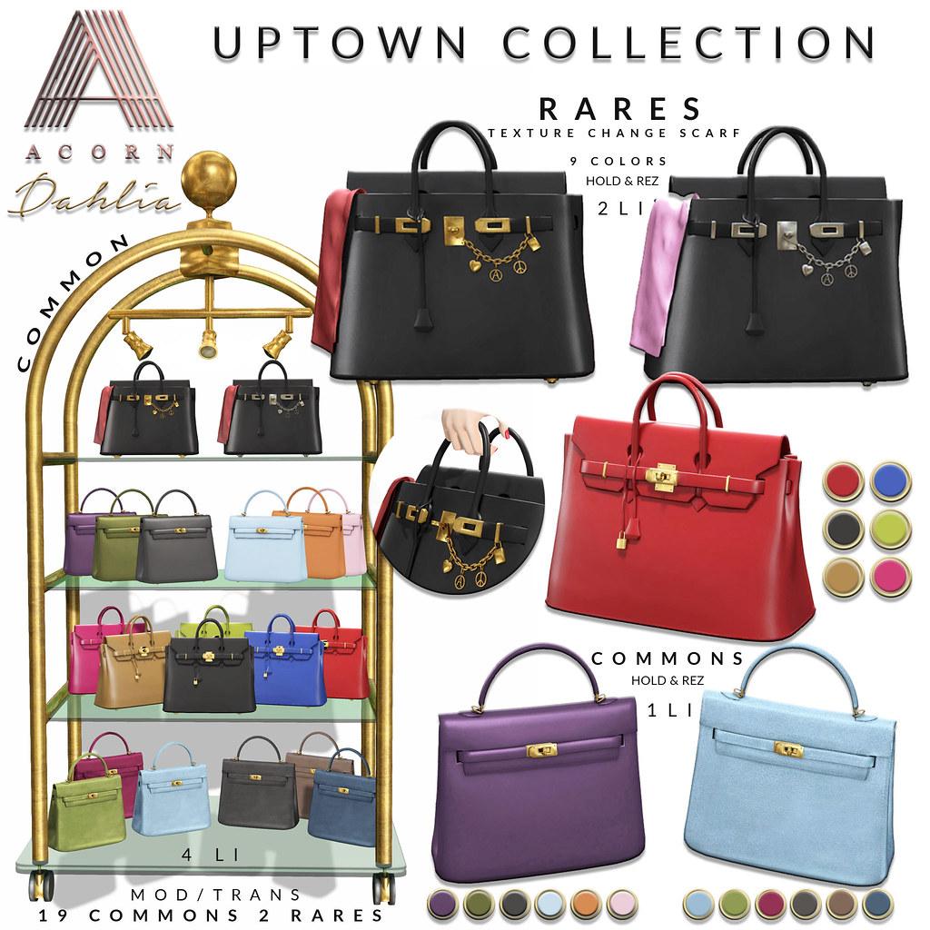ACORN & Dahlia – Uptown Collection –  Gacha Key