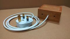 Woodvolt - Digital AC Voltmeter 43286986885_9d292bfa91_m