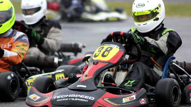 3 Etapa do Campeonato Baiano de Kart/ www.esportenarede.com.br