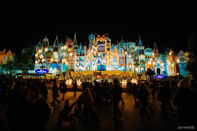Tokyo Disneyland - Urayasu, Japan