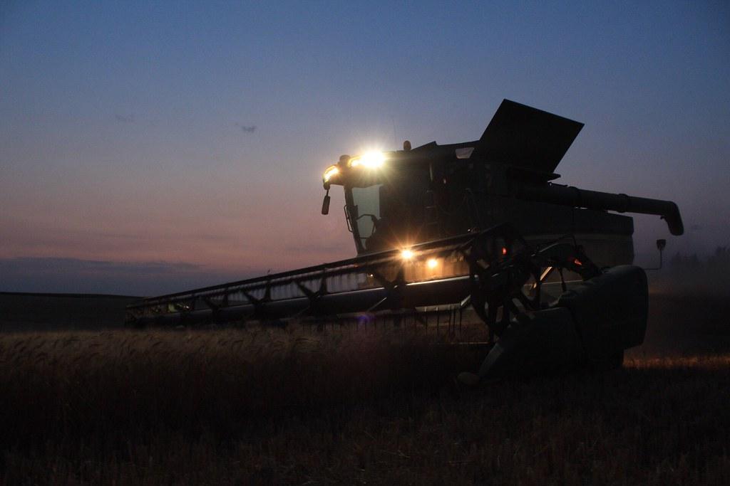 2018 High Plains Harvesting