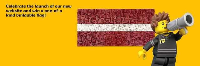 Shop.LEGO.com Łotwa