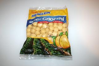 05 - Zutat Gnocchi / Ingredient gnocchi