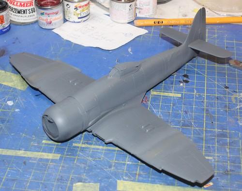 Hawker Sea Fury FB.11, Airfix 1/48 - Sida 3 43646602185_0d9be97309