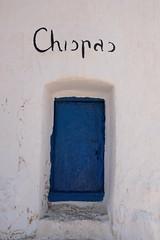 Chispa's Door