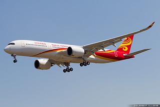 Hainan Airlines Airbus A350-941 cn 226 F-WZFG // B-????