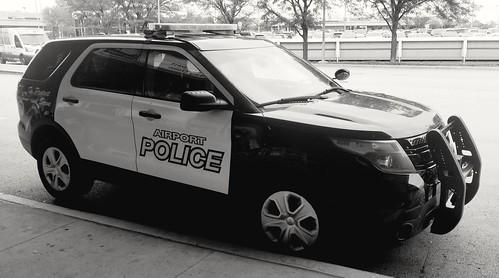 Kansas City International Airport Police Ford Interceptor Utility