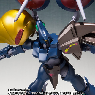 ROBOT魂 <SIDE HM> 《重戰機》「A.TAUL&A.TAUL V 武裝套件」 共同販售!ヘビーメタルアトール&アトールVマクトミンビルドパーツセット
