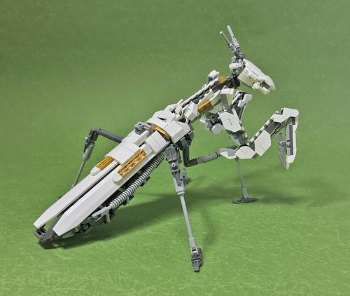 LEGO Mech  Mantis ver2-11