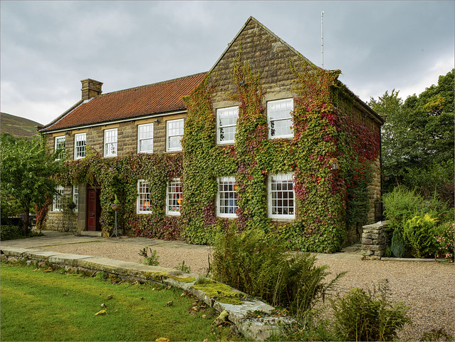 Laskill Country House nr Hemsley Yorkshire