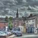 Pickford Street, Macclesfield, Cheshire, UK