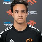 Zahk Barone, WolfPack Men's Soccer Team