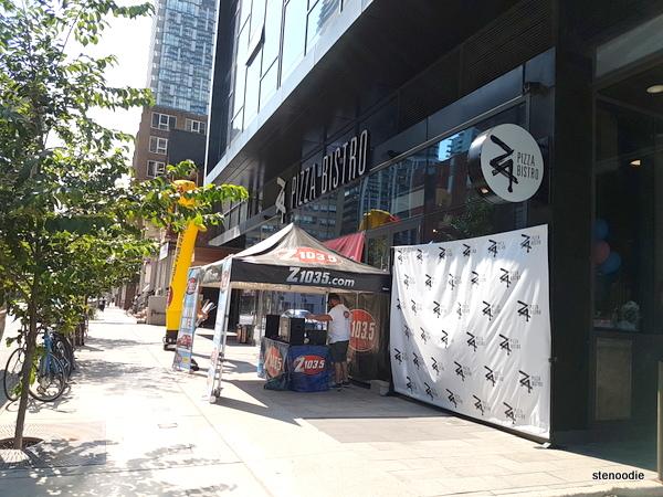 Za Pizza Bistro Toronto
