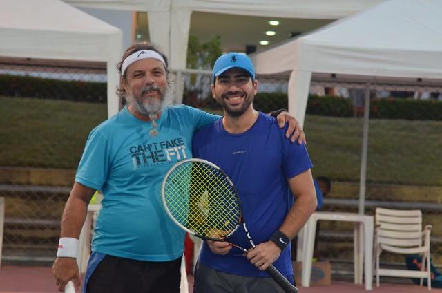 III Torneio de Tênis da AMMA