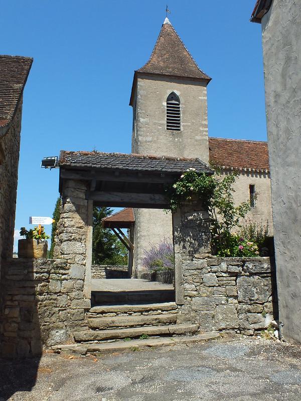 Calvignac - Église Saint-Étienne (bourg)