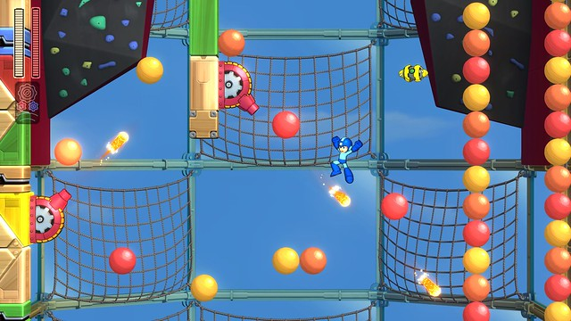 Mega Man 11 - 2_Bounce_Stage