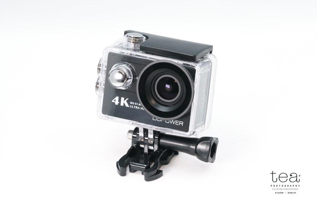 DBPOWER 4K WIFI アクションカメラ 1080PフルHD 1200万画素(型番:620C)