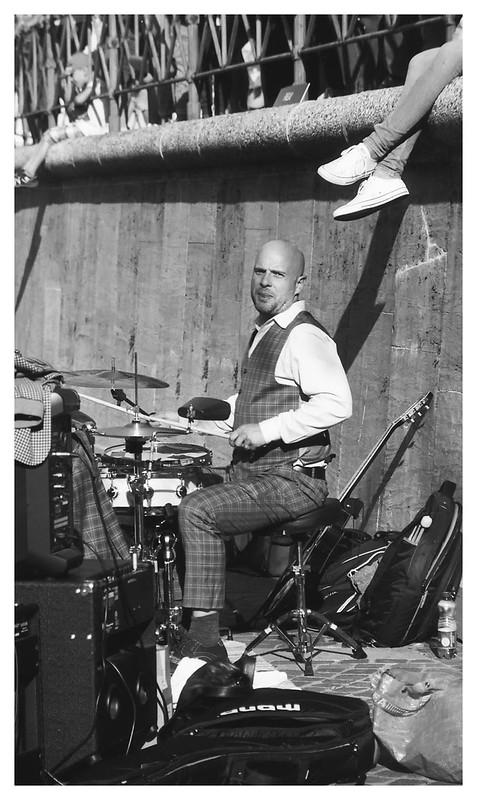 Villach Drummer