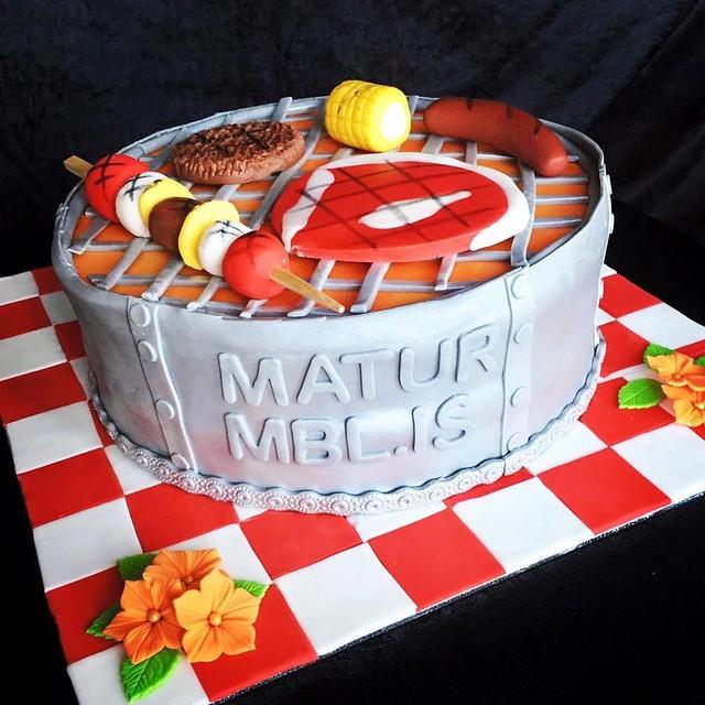 Cake by Kökukræsingar Örnu - Arna Cake Decorator