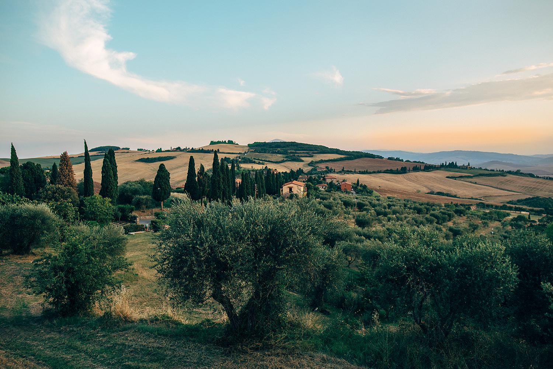 Vinkkejä Toscanaan