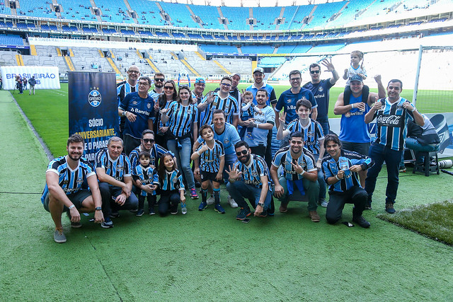 Grêmio x Paraná 15/09/2018