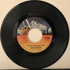 GENE CHANDLER:GET DOWN(RECORD SIDE-B)