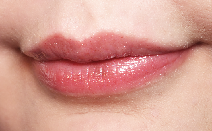 avon lip glow amber