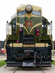 trains & tracks...