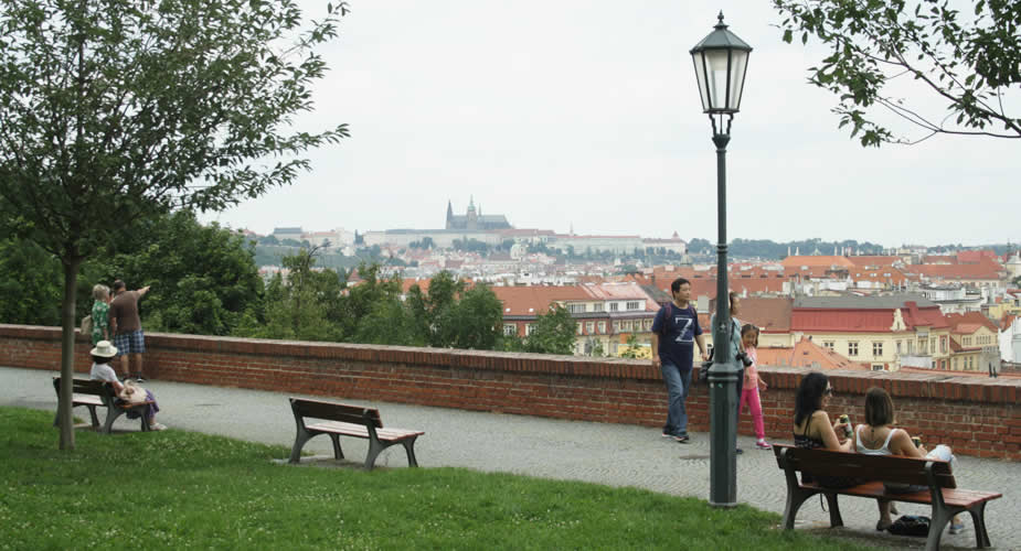 48 hours in Prague: visit Vyšehrad fortress | Mooistestedentrips.nl