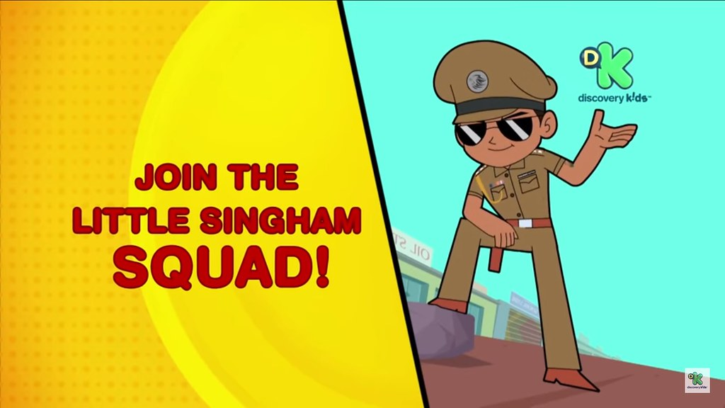 Little Singham Squad Little Singham Coming Soon To Your Flickr
