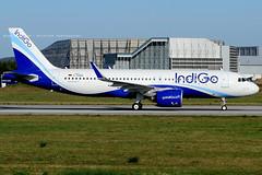 D-AUBR // IndiGo // A320-271N // MSN 8440 // VT-IVV