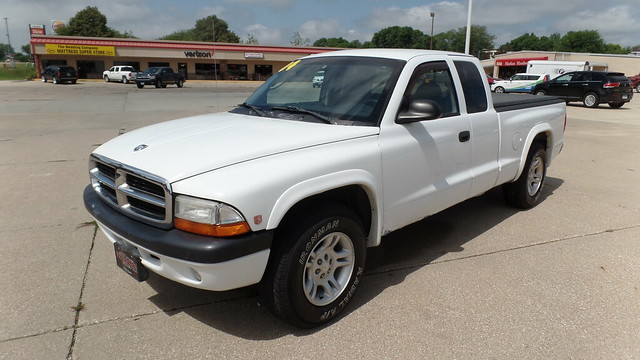2004 Dodge Dakota 4x4