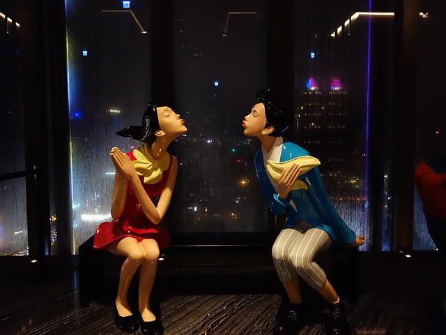 裝置藝術@高雄H2O水京棧國際酒店