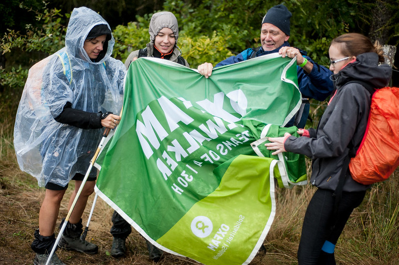 Oxfam Trailwalker2018