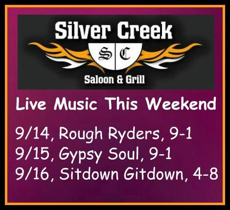 Silver Creek Poster 9-14-18