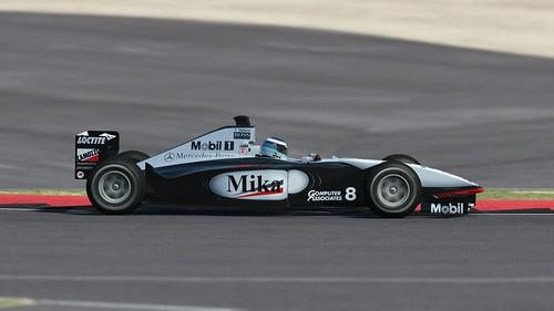 rFactor 2 McLaren MP4/13