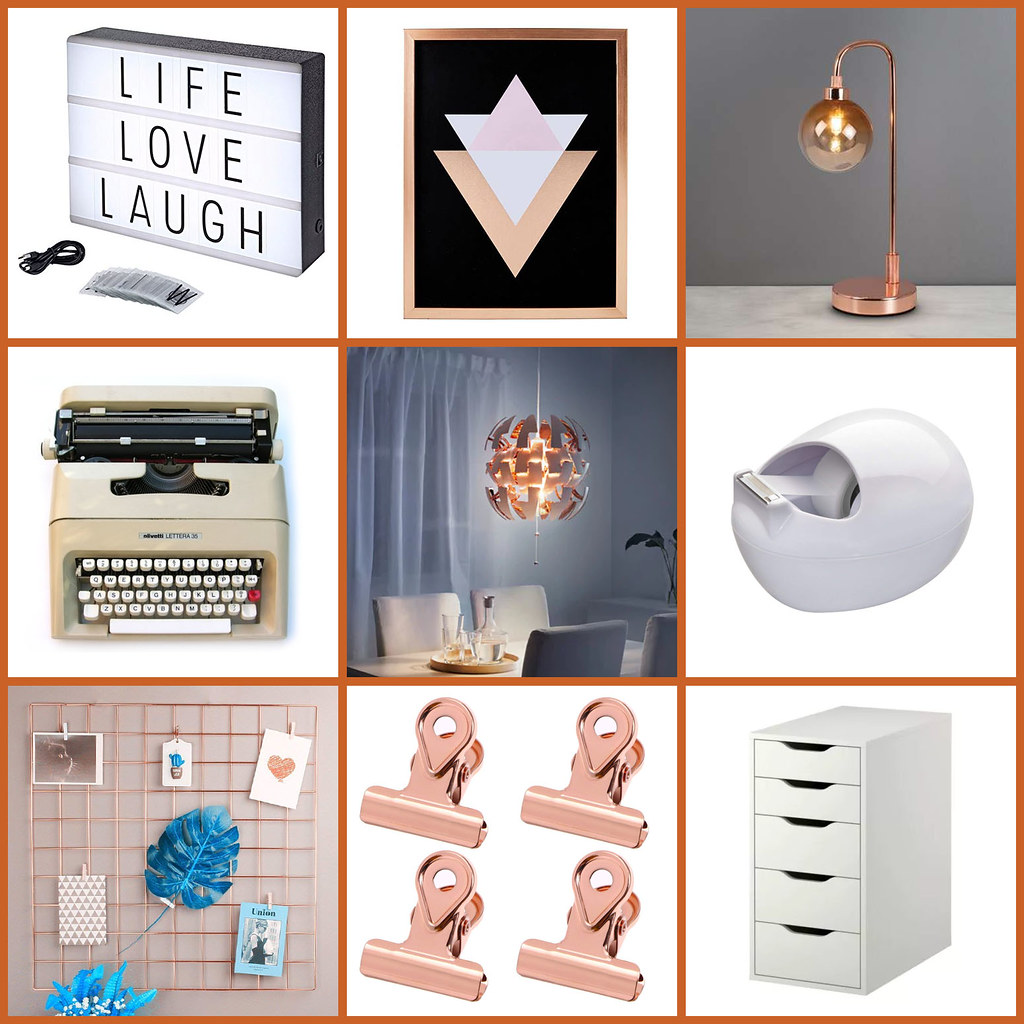All the Mid-Century Modern Homewares We've Bought For Our New House: Home Office | Not Dressed As Lamb