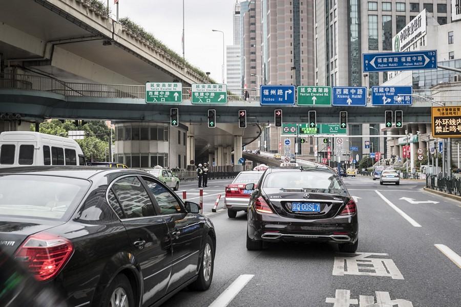 Како еден странец стекнуваше возачка дозвола во Кина 5