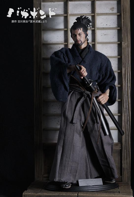 1/6 Wolfking Miyamoto Musashi from graphic novel 'Vagabond'  30323794598_e6e0aa13ff_c