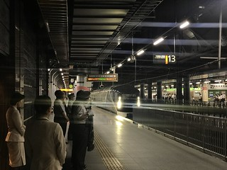 TRAIN SUITE SHIKI-SHIM, 四季島