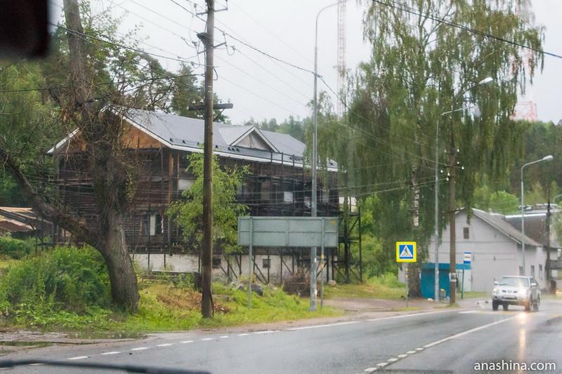Дом в Лахденпохье